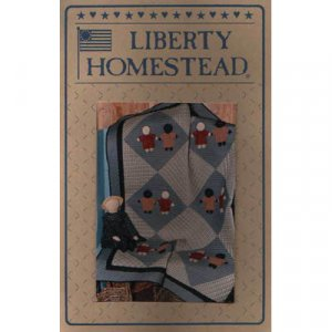 Liberty Homestead - Quilt Pattern