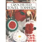 Leisure Arts - Crocheted Towel Toppers Crochet Leaflet