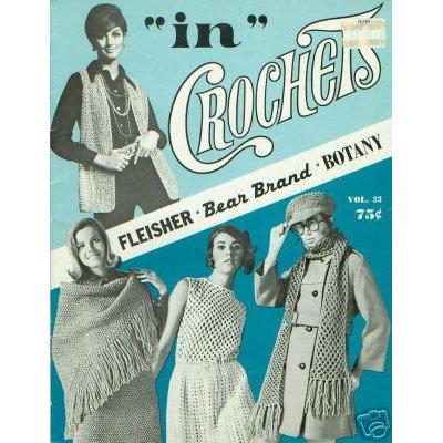 In Crochets - Women's Clothing Crochet Patterns