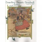 NEW !! Country Classic Crochet Book No. 4237
