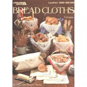 Breadcloths For Cross Stitchers