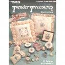 Tender Treasures Crosstitch Pattern by Marelyn Clark