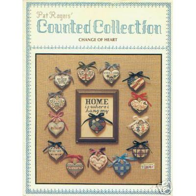 Counted Collection - Change Of Heart