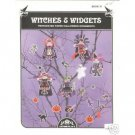 Halloween - Witches & Widgets Cross Stitch Pattern