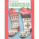 McCall's Christmas Cross Stitch Pattern Leaflet