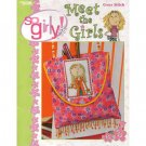 NEW !!! Meet The Girls - A Cross Stitch Pattern