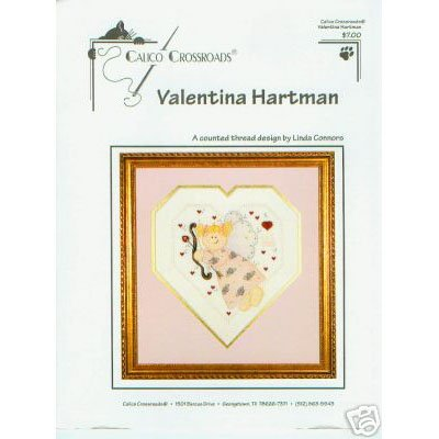 Valentina Hartman Cross Stitch Pattern