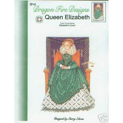 Queen Elizabeth Cross Stitch Patterns