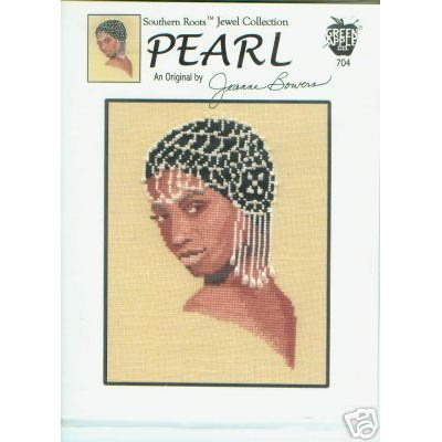 Pearl Cross Stitch Pattern
