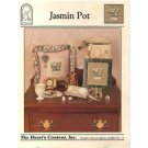 NEW Jasmin Pot - Cross Stitch Pattern