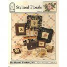 NEW  Stylized Florals Vol II - Cross Stitch Pattern