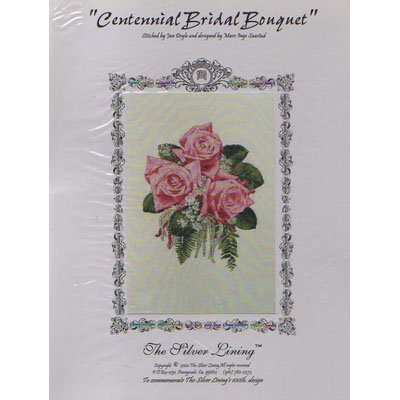 NEW !! Centennial Bridal Bouquet - A Cross Stitch Pattern