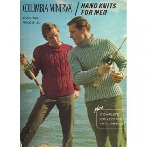 Columbia Minerva Hand Knits For Men Patterns