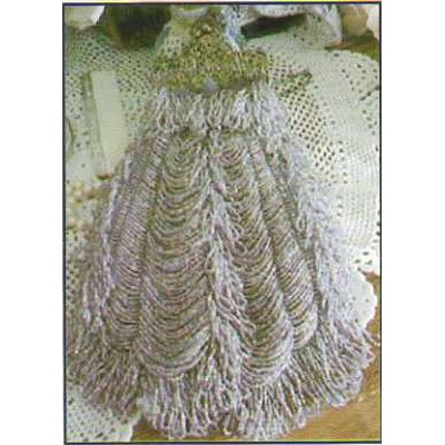 Lilleth A Victorian Style Beaded Knit Purse Pattern