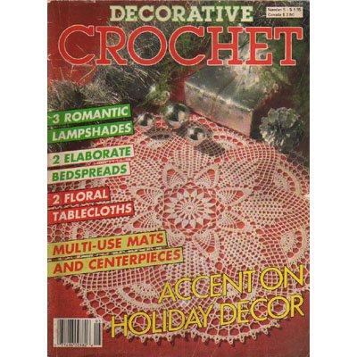 Decorative Crochet Magazine Number 5