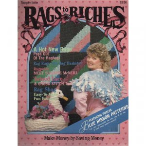 Rags to Riches Magazine - Sampler Issue