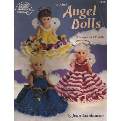 Crochet Angel Dolls Crochet Patterns