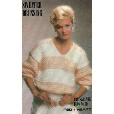 Coats & Clark Book No. 314 Sweaters