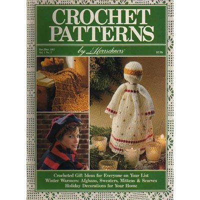 Herrschner's Crochet Patterns Vol 1. No. 2 Magazine