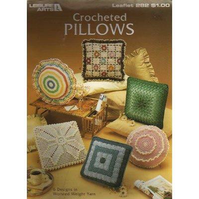 Crocheted Pillows Patterns