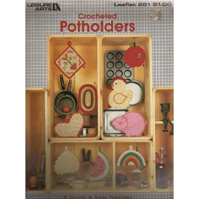 Crocheted Potholders Patterns