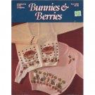 Designed by Gloria & Pat - Bunnies & Berries Duplicate Stitch
