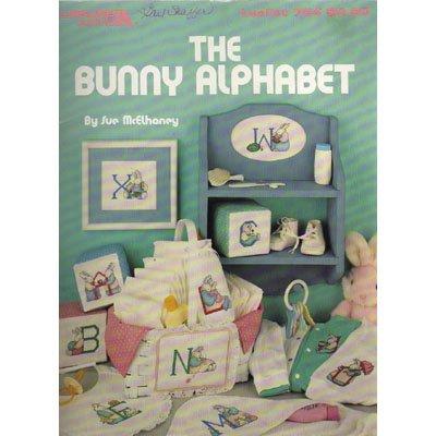 The Bunny Alphabet Cross Stitch Design