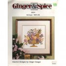 Antique Still Life Cross Stitch Pattern
