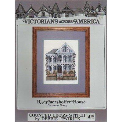 Reymershoffer House, Victorian Cross Stitch Pattern