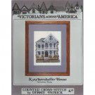 Reymershoffer House, Victorian Cross Stitch Pattern