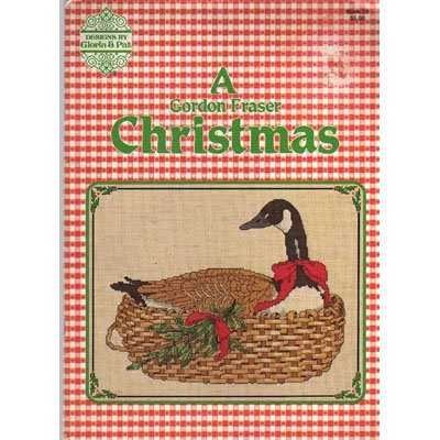 A Gordon Fraser Christmas Cross Stitch Booklet