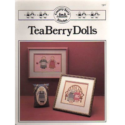 TeaBerry Dolls Cross Stitch Pattern