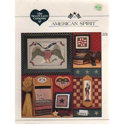 Spirit Cross Stitch Pattern Leaflet