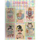 Little Bits by Alma Lynne Cross Stitch Pattern