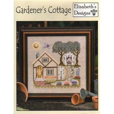 Gardener's Cottage Cross Stitch Patterns