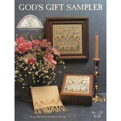 God's Gift Sampler  Cross Stitch Patterns