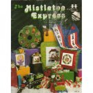 The Mistletoe Express Cross Stitch Patterns