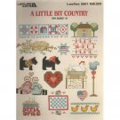 A Little Bit Country Cross Stitch Patterns
