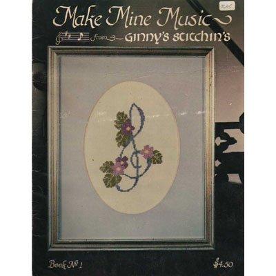 Make Mine Music Cross Stitch Patterns