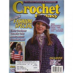 Crochet Fantasy Magazine May 2002