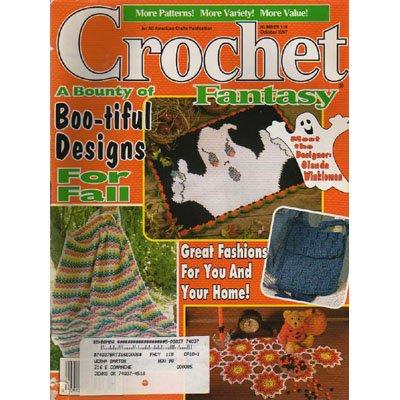 Crochet Fantasy Magazine October 1997