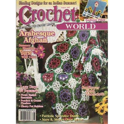 Crochet World August 1997