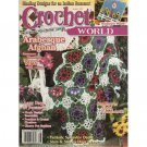 Crochet World August 1997