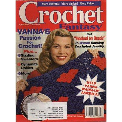 Crochet Fantasy Magazine August 1995