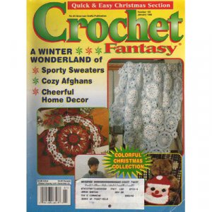 Crochet Fantasy Magazine January 1998