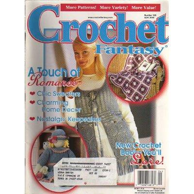 Crochet Fantasy Magazine April 2000