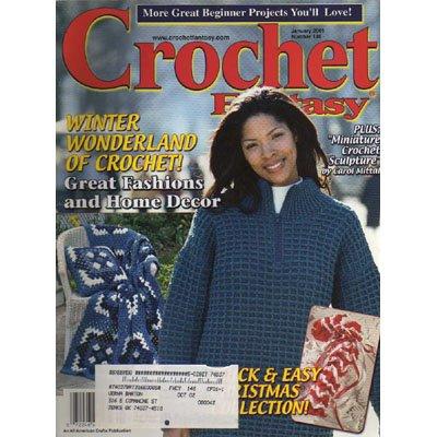 Crochet Fantasy Magazine January 2001