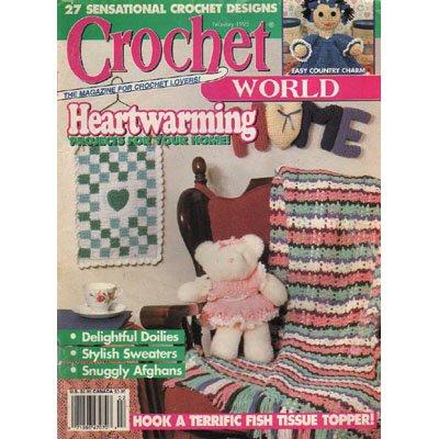 Crochet World February 1995