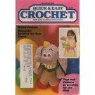 Quick & Easy Crochet Magazine March-Apr 1989