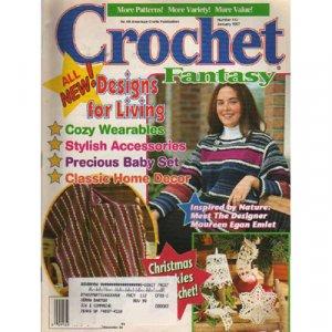 Crochet Fantasy Magazine January 1997